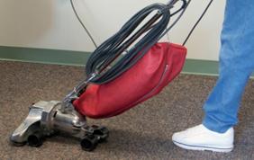 Choisissez le type de nettoyage désiré