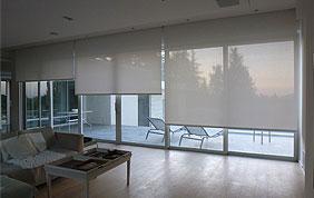 Sélection de rideaux et stores pour vos fenêtres