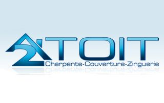 logo A 2 Toit - charpente, couverture et zinguerie