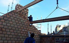 construction toiture bruxelles