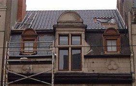 rénovation toiture inclinée
