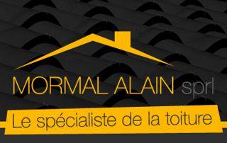 logo mormal alain spécialiste de la toiture à Liège