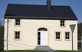 maison 4 façades avec nouvelles menuiseries