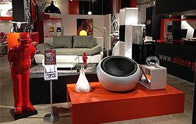 Show-room : mobilier et décoration pour le séjour