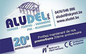 Logo Aludel