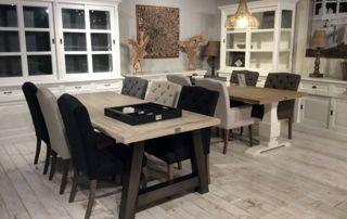 Tables et chaises à manger