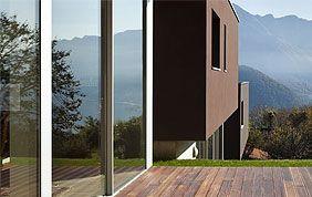 porte-fenêtre en aluminium