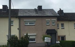 Réparation couverture de toit
