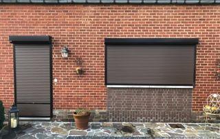 Volets roulants porte et fenêtre
