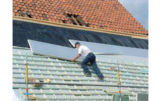 isolation de toiture