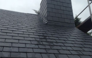 rénovation de toiture à Nivelles