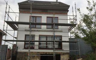 peinture et nettoyage de façade