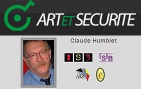 logo Art et Sécurité Claude Humblet