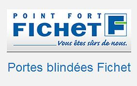 logo portes blindées Point Fort Fichet