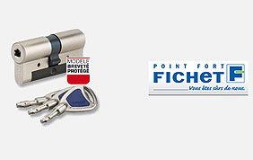 modèle de serrure Fichet