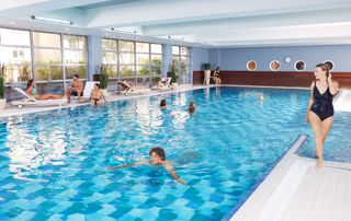 Discover the pool at Aspria Arts-Loi