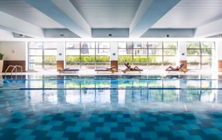 Discover the pool at Aspria Arts-Loi !