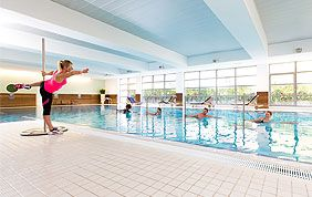 Cours d 39 aquagym bruxelles for Piscine uccle