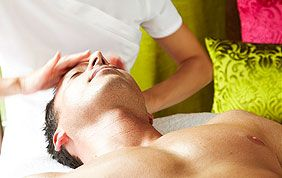 massage facial