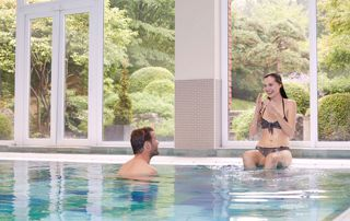 Discover the pools at Aspria Royal La Rasante !
