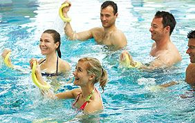Discover aquagym classes here !