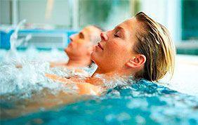 Découvrez les piscines d'Aspria Royal La Rasante !