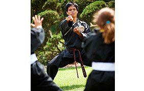 cours d'arts martiaux pour enfants