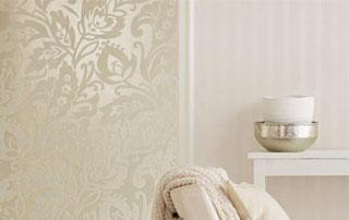 tapissage beige clair