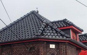 Entretien de toit Mons