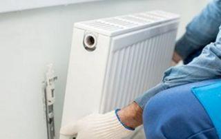 Déplacement de radiateur