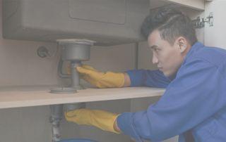 réparation fuite lavabo