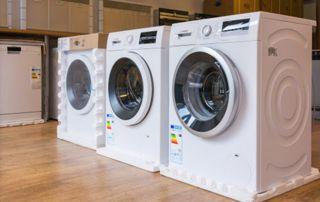 Machines à laver de marques