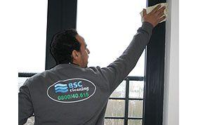 nettoyage de fenêtre