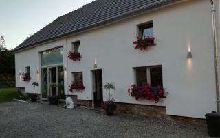 rénovation façade maison