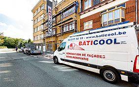 camionnette Baticool