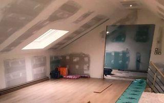 faux plafond et rénovation intérieure