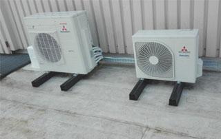 pompes à chaleur Mitsubishi