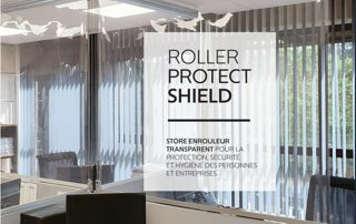 Stores lamelles verticales Roller Protect Shield
