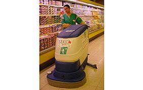 nettoyage supermarché