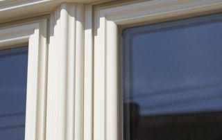 fenêtre en pvc blanc