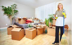 Nettoyage après emménagement