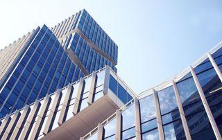 nettoyage de vitres immeuble