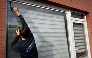 nettoyage de vitres particulier