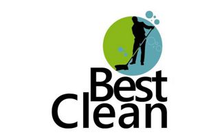 logo best clean