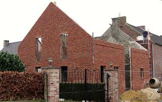 construction de maison à Charleroi