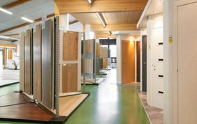 showroom portes en bois