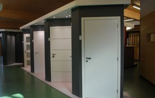 Showroom de portes intérieures