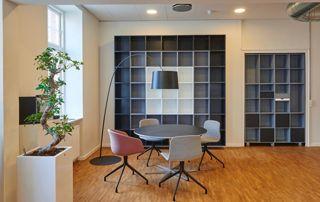 Salle de réunion bureaux