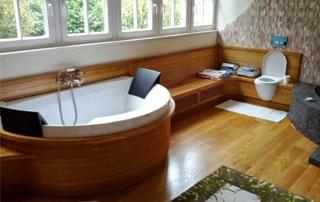 mobilier sur mesure pour salle de bain