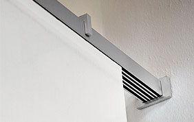 barre de store vertical